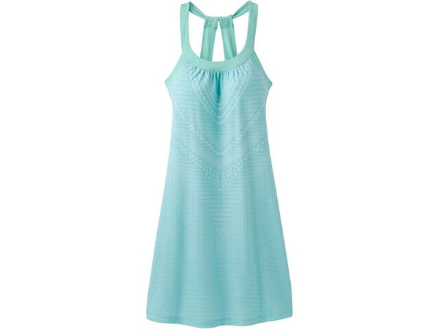 Prana Cantine Dress Women succulent green synergy